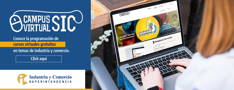 Conoce la programación de cursos virtuales gratuitos en temas de industria y comercio