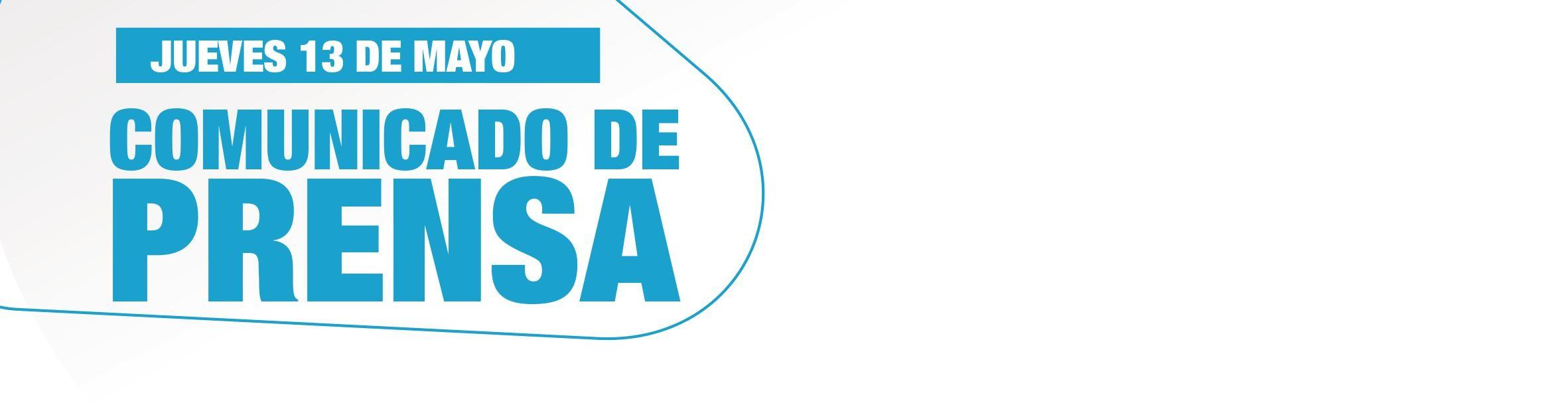 Comunicado de prensa 13 de mayo: Cámara adelanta censo para identificar afectaciones al comercio